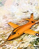 Chuck Yeager travelling faster than sound
