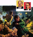 Hungarian revolt, 1956