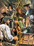 Captain Kidd's elusive hoard