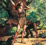Jane Porter, wife of Tarzan