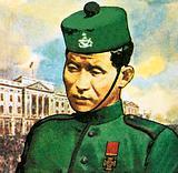 Lance-Corporal Rambahadur Limbu