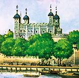 White Tower, part of the Tower of London