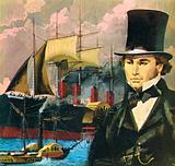 Isambard Kingdom Brunel and the Great Eastern