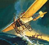 Louis Bleriot, aviation pioneer