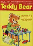 Teddy Bear, magazine cover, 1965