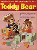 Teddy Bear, magazine cover, 1968