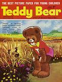 Teddy Bear, magazine cover, 1969