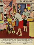 The Baby Shop Lady