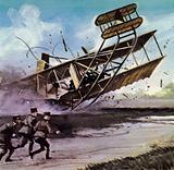 Lieutenant T E Selfridge was the first martyr to powered aviation