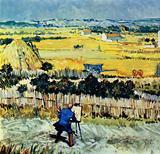 Vincent Van Gogh threw himself into his work