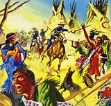 The arrival of Colonel Miles forced Chief Joseph to surrender
