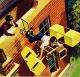 John Logie Baird was an inventor from childhood