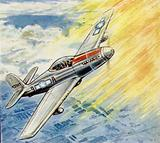 In 1948 Captain Martell gave chase to a UFO