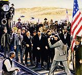 One of DeMille's finest westerns was Union Pacific