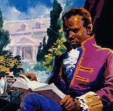 Toussaint was the owners personal coachman