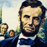 Lincoln made a famous speech at Gettysburg