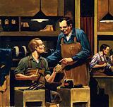 Emil Zatopek began his career working in a factory
