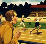 Zatopek was inspired to train harder when he saw Arne Andersson