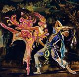 One of Stravinsky's masterpieces is The Firebird