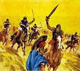 The Battle of Cannae marked the height of Hannibal's military victories