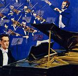 Gershwin himself performed 'Concerto in F' at the Carnegie Hall