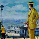 Gershwin expressed his love of the city in An American In Paris