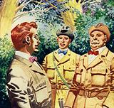 Rudolf introduced himself to Colonel Sapt and Fritz von Tarlenheim
