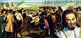 Velazquez painted the massive The Surrender of Breda