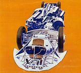 John Cobb's Railton without its aluminium body