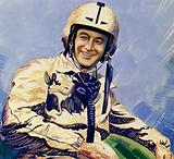 Donald Campbell and Blue Bird held the land speed record briefly