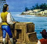 Tasman discovered Van Diemen's Land