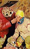 Hunt's expedition included Edmund Hillary and Sherpa Tenzing