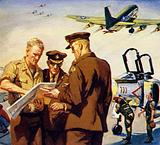 The Strategic Air Command was set up by the US to protect America and her allies from attack