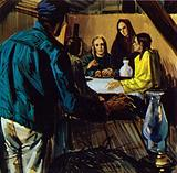 The art world was convinced that a painting of Christ was the work of Jan Vermeer