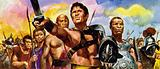 Spartacus and his army of ex-slaves faced the legions of Crassus and Pompey