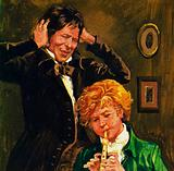 Berlioz played the flute so badly that his father tought him how to play through sheer self-defence