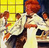 One look at the dissecting room ended Berlioz's desire to become a doctor