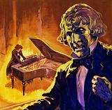 Berlioz won the Prix de Rome for his cantata La Mort de Sardanapale