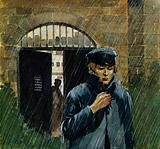 Dickens was allowed to visit his parents in debtor's prison on Sundays