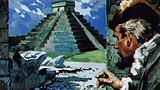 It was once thought that Aztecs, Toltecs and Mayans were surviving colonies of Atlantis