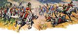 """""""Into Them, Greys!"""" The charge of the Union (Cavalry) Brigade at the Battle of Waterloo"""