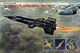 X15 - the 4,000mph plane
