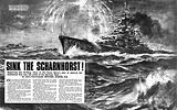Sink the Scharnhorst