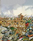 The Battle Of Towton, 1461, Wars Of The Roses