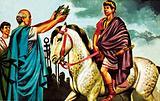 Caligula's horse, Incitatus, who was made a consul
