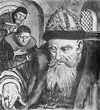 Ivan The Terrible in old age