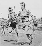 The Mile Of The Century: The race between Roger Bannister and John Landy at the Commonwealth Games of 1954