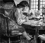 Thomas Chatterton, forger