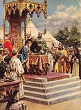 King John signing Magna Carta