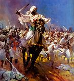 The fight for Khartoum - Muhammad Ahmad